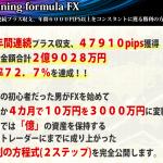 Winning formula FX (ウイニングフォーミュラFX)が本物かを検証します!