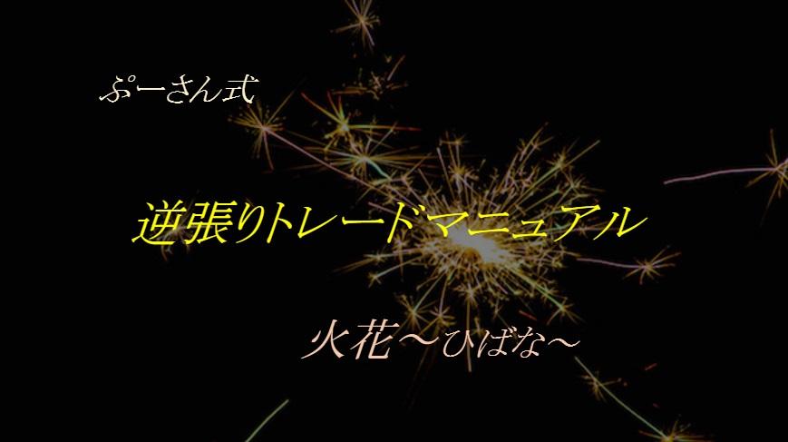 ぷーさん式FX 逆張りトレードマニュアル 火花~ひばな~【※特典付き】